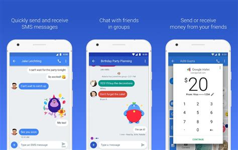 android messaging android messages web interface coming soon slashgear