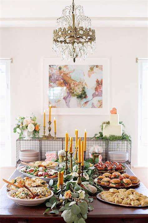 Restaurant Open Kitchen Design by Housewarming Party Etiquette And Tips Popsugar Home