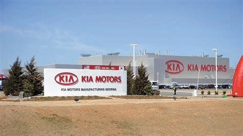 Kia West Point Assembly Line Employee Shoots Co Worker At Kia