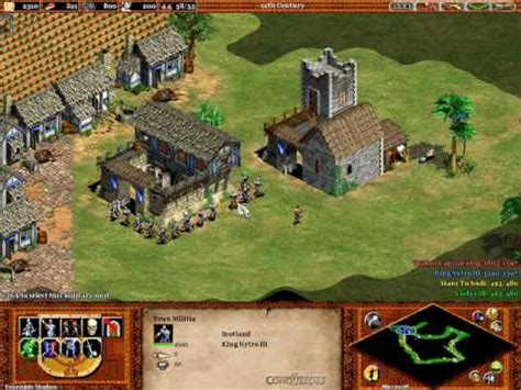mod game empire defense 2 age of empires ii the conquerors mod age of chivalry