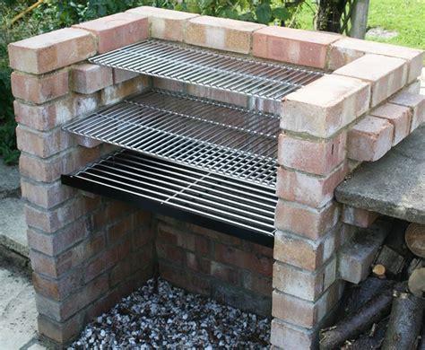 barbecue fai da te per il giardino arredo giardino