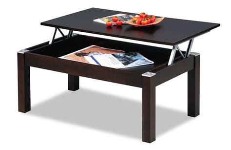 Wenge Rectangular Wooden Coffee Table with Inside Storage Huntington Beach California NSCOTA18
