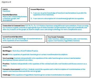 essential question lesson plan template lesson plan template with essential questions by
