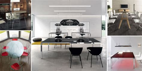 tavolo riunione vetro mobili e scrivanie in vetro o cristallo per un ufficio
