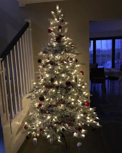 emma christmas tree 2217 celebrity christmas trees see the best decorations for