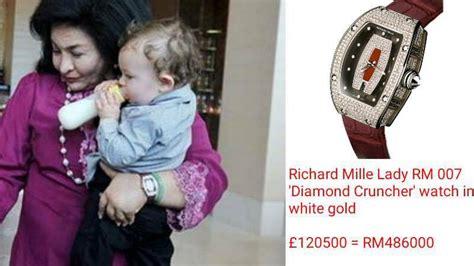 Jam Tangan Franck Muller Pink mywatch papar jam tangan mewah ahli politik