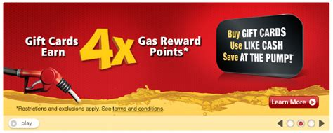 Where Can I Use A Vons Gift Card - quick deal save 15 on amex gc and get 4x fuel points