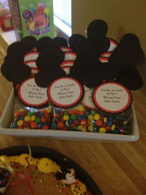 Mickey Mouse Giveaways - mickey mouse favors a mickey birthday pinterest