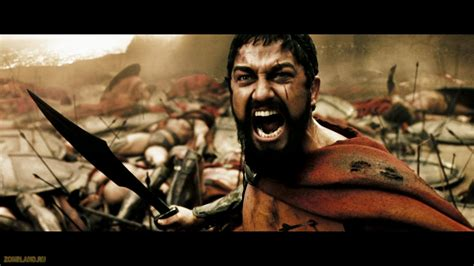 king leonidas spartan 300 overcoming fear and courage is more important than skill