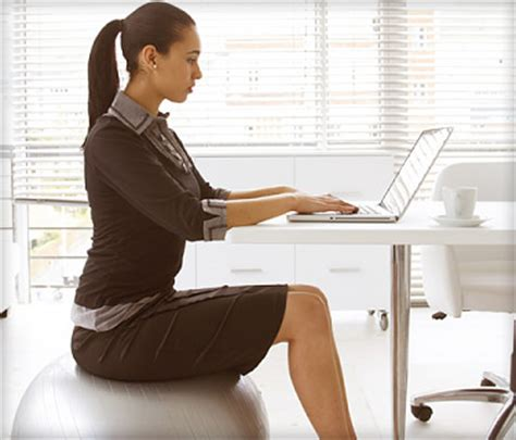 Exercise At Desk by Exercise At Your Desk