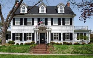 Colonial Home Decorating Ideas style homes pictures on colonial traditional home decorating ideas