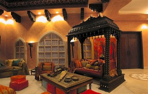 lovely interior design  house  indian style home
