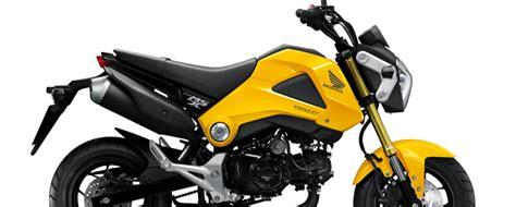 Roller Motorrad Fellbach by Msx125 Honda Msx125 125er Zweisitzer Funbike In Der