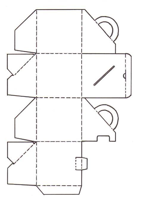 Kostenlose Vorlage Alte Schachtel schachtel basteln schnittplan basteln