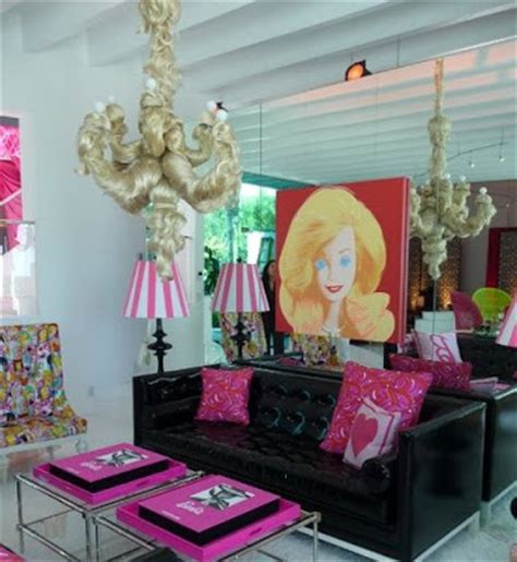 barbie home decor i m a barbie girl in a barbie world jonathan adler
