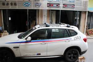 Bmw X1 Roof Rack Buy Bmw X1 Car Roof Bars Roof Rack Rails Racks Bike