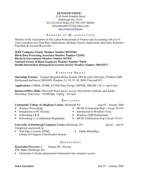 ieee resume format 28 images ieee report template best