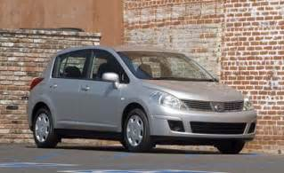 2008 Nissan Versa Mpg Car And Driver