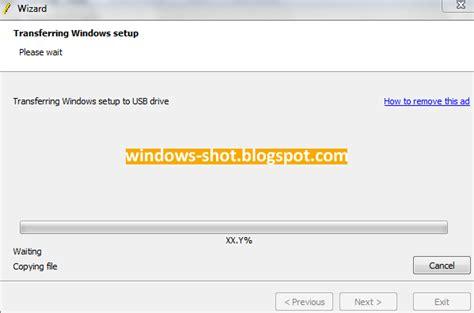 tutorial instal windows 7 lewat flashdisk cara instal windows 7 dengan flashdisk tips windows