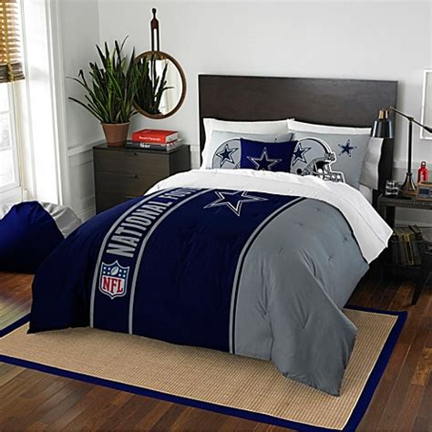 dallas cowboys bedroom nfl dallas cowboys bedding bed bath beyond