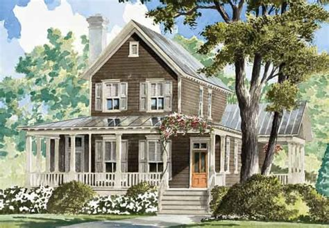 southern living house plans 1561 cottage house plans