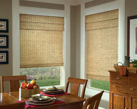 Dining Room Window Coverings by Newtown Shades 215 322 5855 Cellular Roller Woven Wood