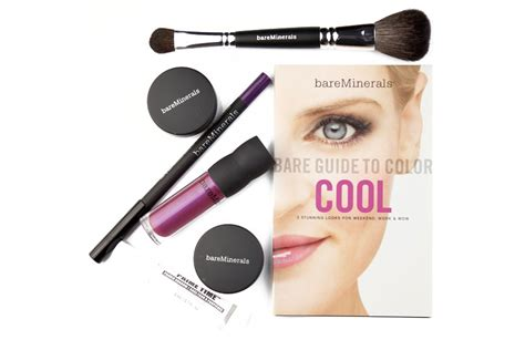 Bare Mineral S Bare Guide To Color Cool Pink Q 2 Bare Guide To Colour Cool Bareminerals Orphea