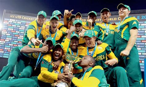 Under 19 World Cup Standings by Icc Under 19 World Cup Ready To Unveil Stars Of Tomorrow