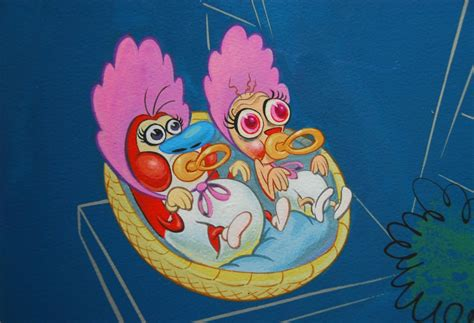 big ren daily grindhouse the simpsons get drawn by ren stimpy