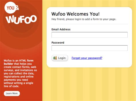 wufoo templates for developers the wufoo form embed kit wufoo