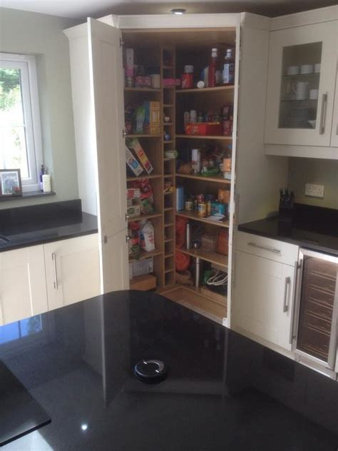 Walk In Larders And Pantries by Corner Larder Search Home Search And