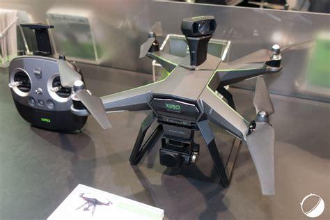 Drone Xiro ces 2016 xiro xplorer 2 le drone 233 viteur d obstacles devient enfin une r 233 alit 233 frandroid