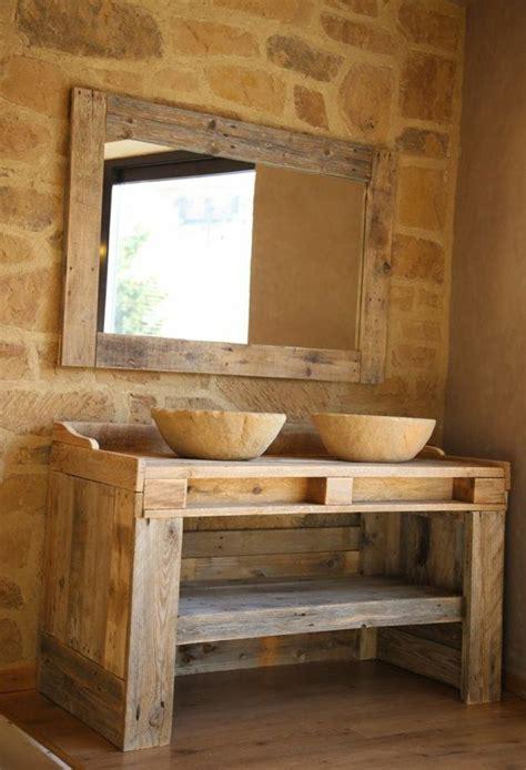 10 ideen zu paletten badezimmer auf pinterest rustikale b 228 der