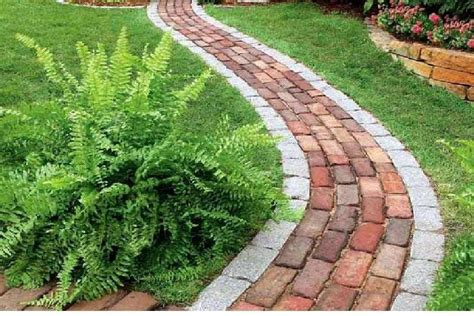 vialetti giardino vialetto giardino fai da te camino in pietra