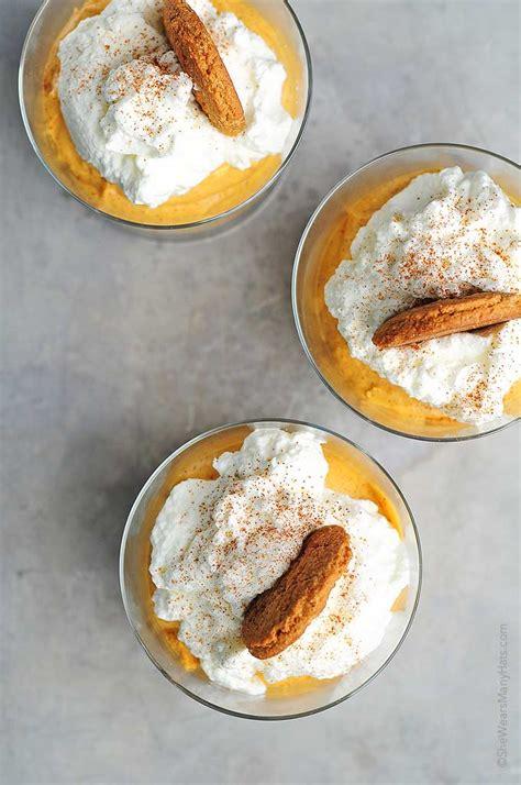 easy no bake pumpkin cheesecake recipe she wears many hats