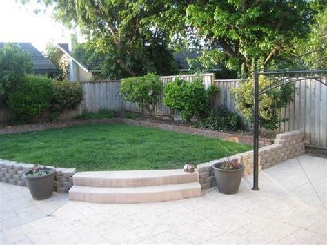 Small Back Yard Landscaping Ideas Kb Patio On A Budget Uk