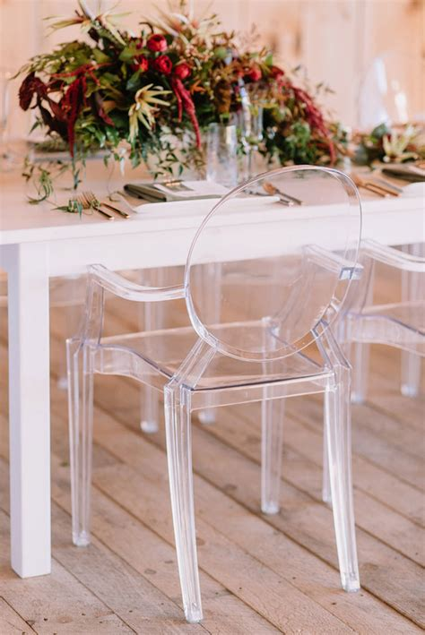 Modern Wedding Chairs by Modern Ghost Chairs Wedding Ideas 100 Layer Cake