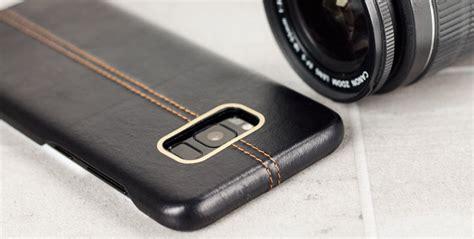 Leather Stitching Premium For Samsung S8 Plus Handphone olixar premium genuine leather samsung galaxy s8 plus black reviews mobilefun