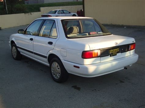 1994 nissan sentra starter 1994 nissan sentra xe for sale in cincinnati oh stock