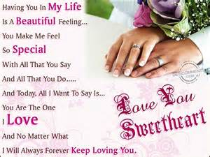 I Love You Sweetheart Quotes by I Love You Sweetheart Quotes Quotesgram