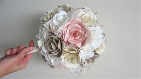 Blumenstrauß Aus Papier Basteln 4726 by 150 Verbl 252 Ffende Bastelideen Aus Papier