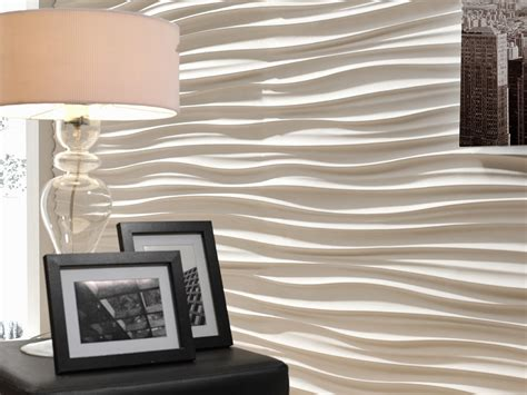 fabulous faux contemporary interior wall panels from