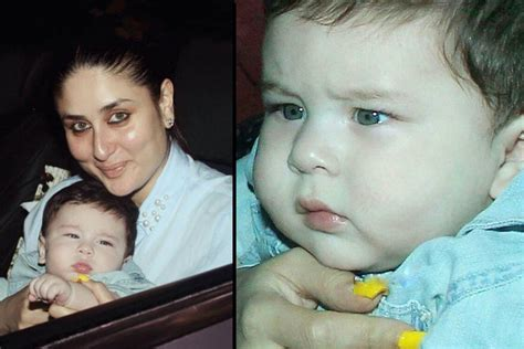 karina kapoor with son pic 5 statements by kareena kapoor khan about son taimur that