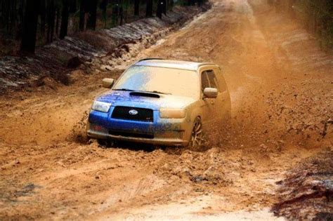 subaru forester rally subaru forester xt turbo wrb rally mudding 4wheel