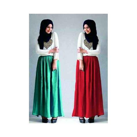 Dress Ori Amelia 4warna Supplier Baju kayra maxi gamis modern anak muda butik destira