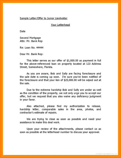 Notice Of Lien Letter Template Collection Letter Template Collection Notice Of Lien Letter Template