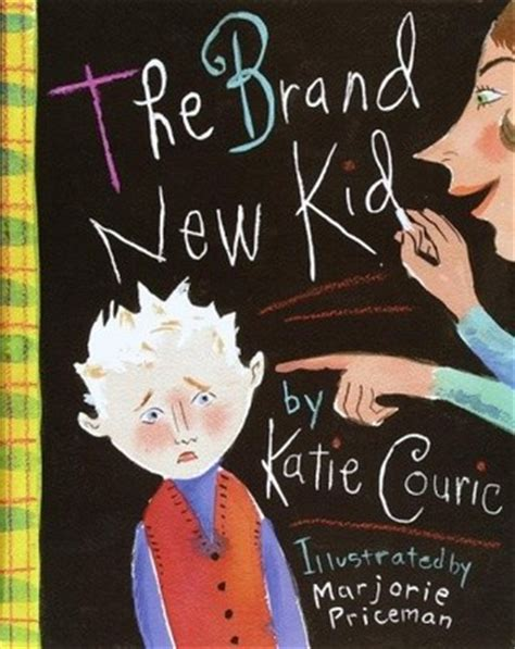 the new kid books the brand new kid by couric reviews discussion
