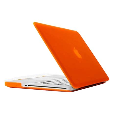 Protector Macbook Komplit Paket A1 sunsky frosted plastic protection for macbook pro 13 3 inch orange