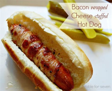 how to make bacon wrapped dogs bacon wrapped dogs recipe dishmaps