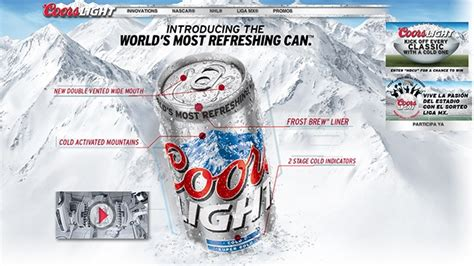 coors light beer advocate news blue moon tells beer snobs to drink up and show